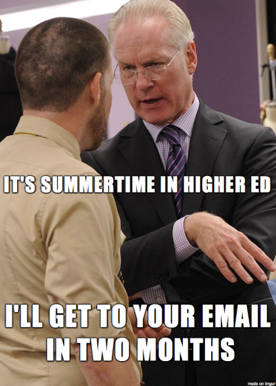 Summer Email