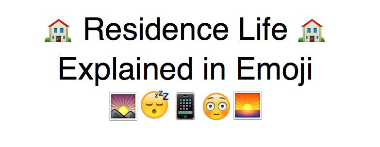 Residence Life