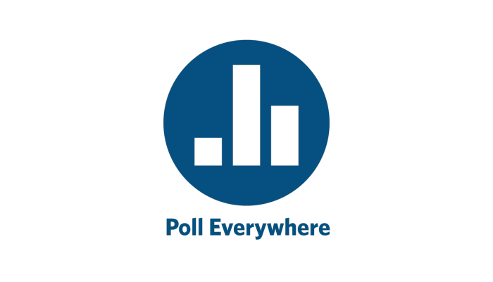 spotlight  use polleverywhere to create instant audience