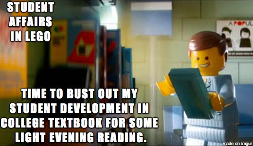 MORE #StudentAffairs in LEGO   Pb