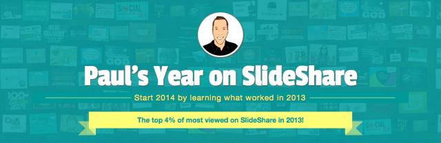 SlideShare2013Review1