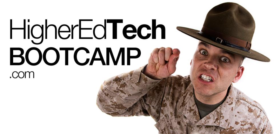 HigherEdTechBootcamp
