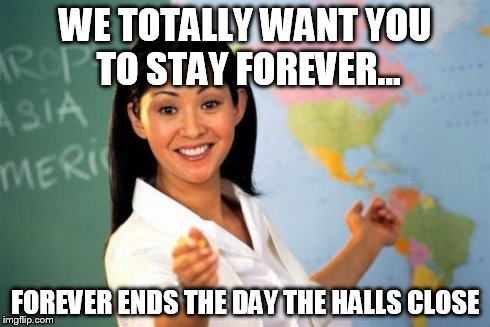 20 Memes To Get You Through Residence Hall Closing