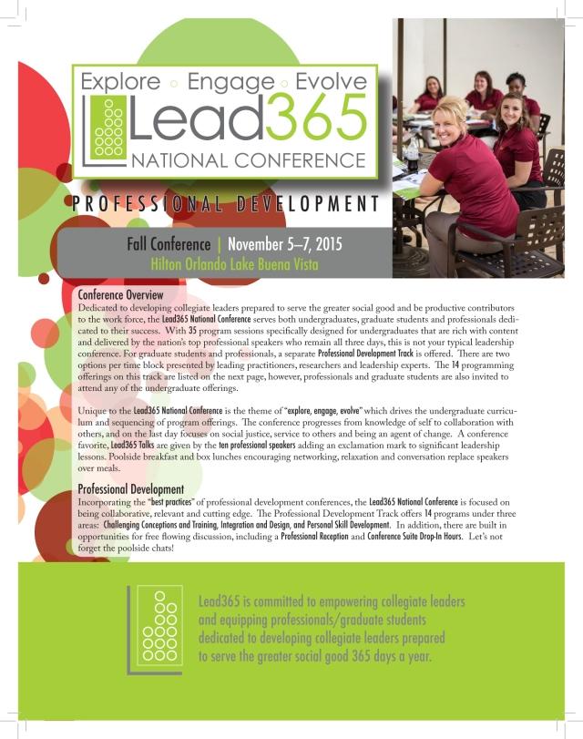 LEAD 365--Professional Development-4-1