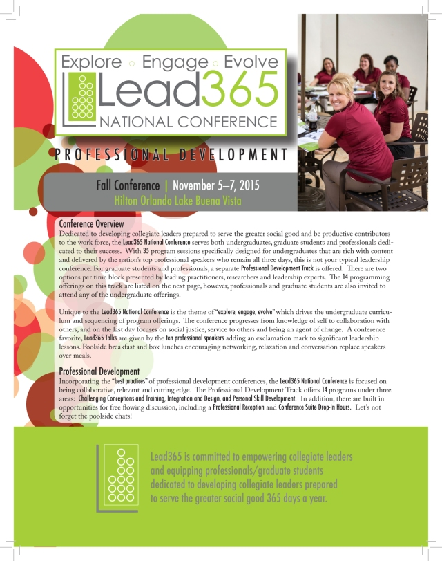 LEAD 365--Professional Development-4-1