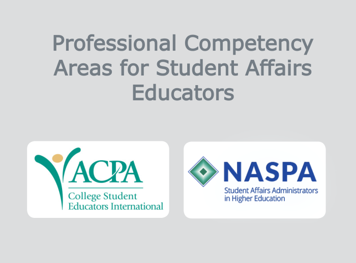 ACPA NASPA Professional Competencies FINAL-1