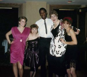 USP dinner dance - approx 1987