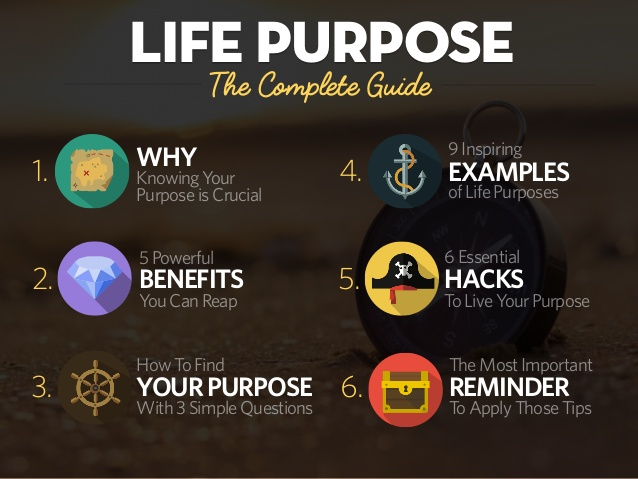 How To Find Your Life Purpose Pb
