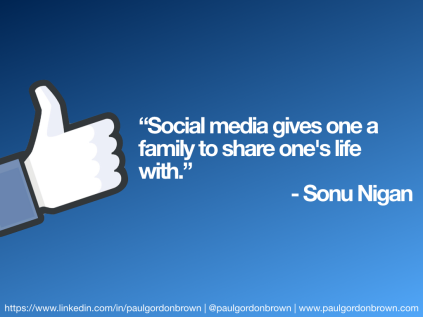 Quotes About Social Media | 18 Quotes About Social Media From Funny To Poignant Pb