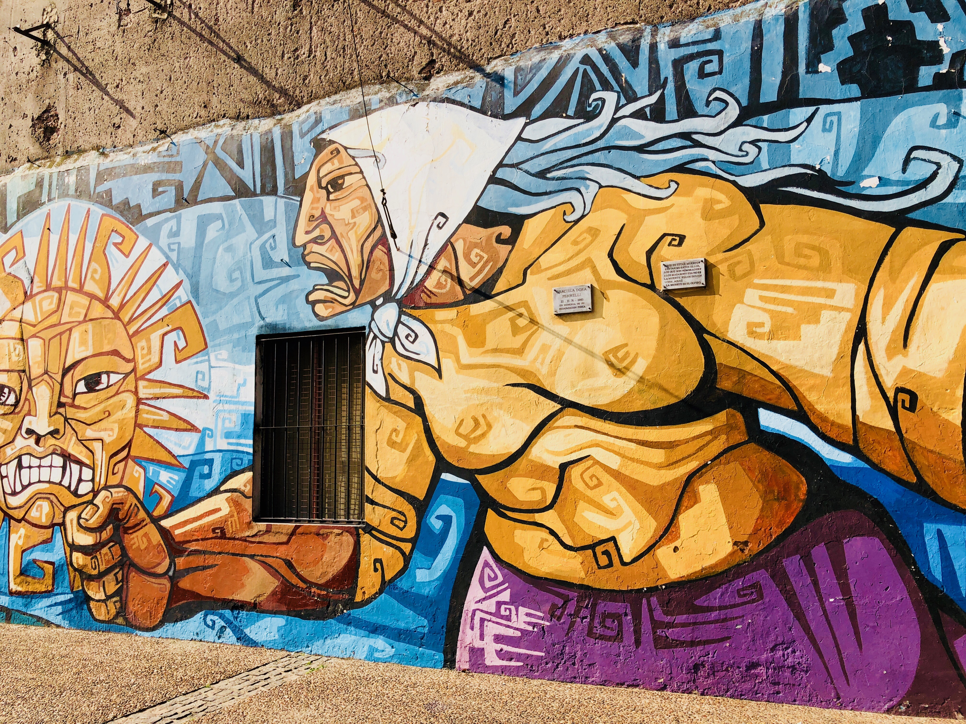 Through the Lens of an iPhone: Buenos Aires Street Art | Pb